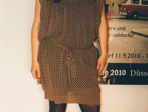 Kleid aus Mathilda Schnitt