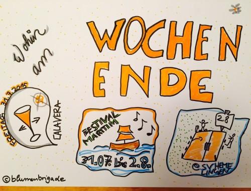 Wochenendtipps für Bremen am 1.-2. August