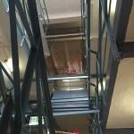 JVA Magdeburg Treppe