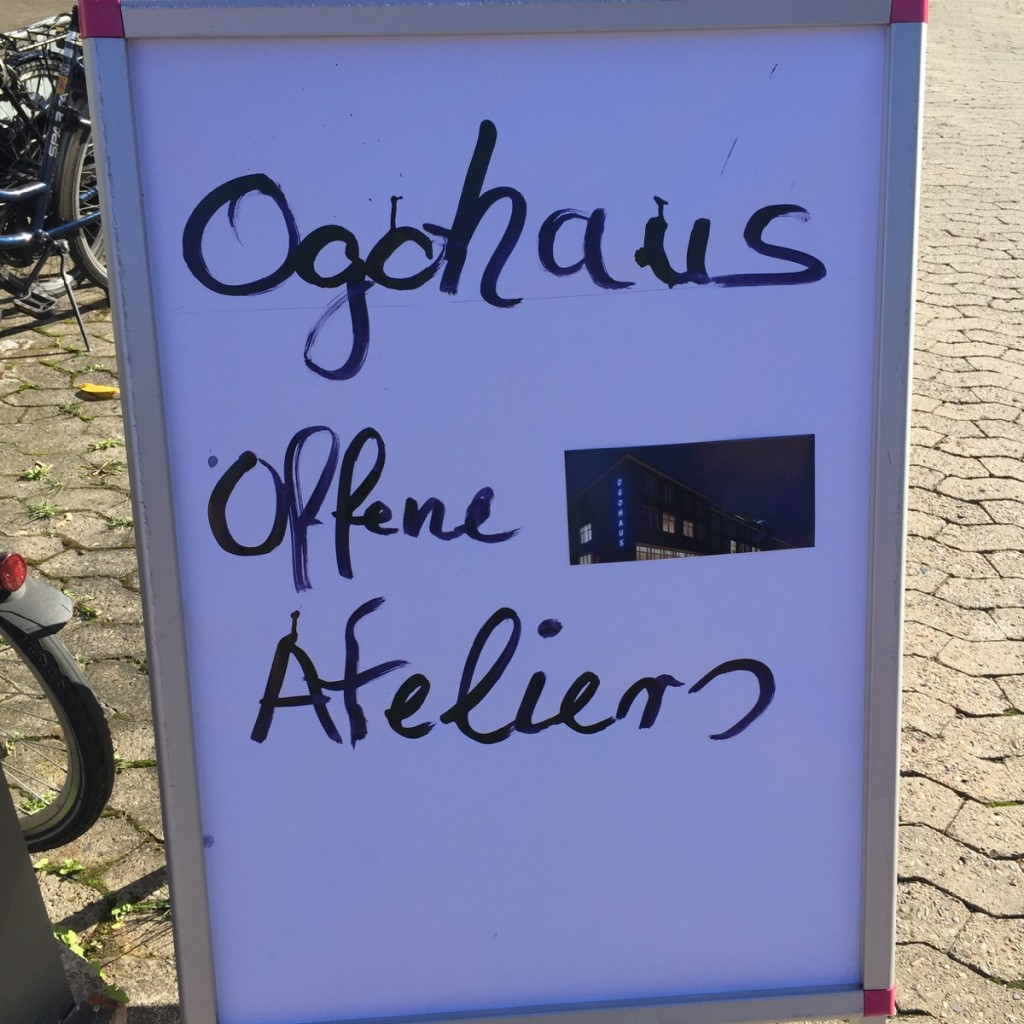 Ogohaus Offene Ateliers