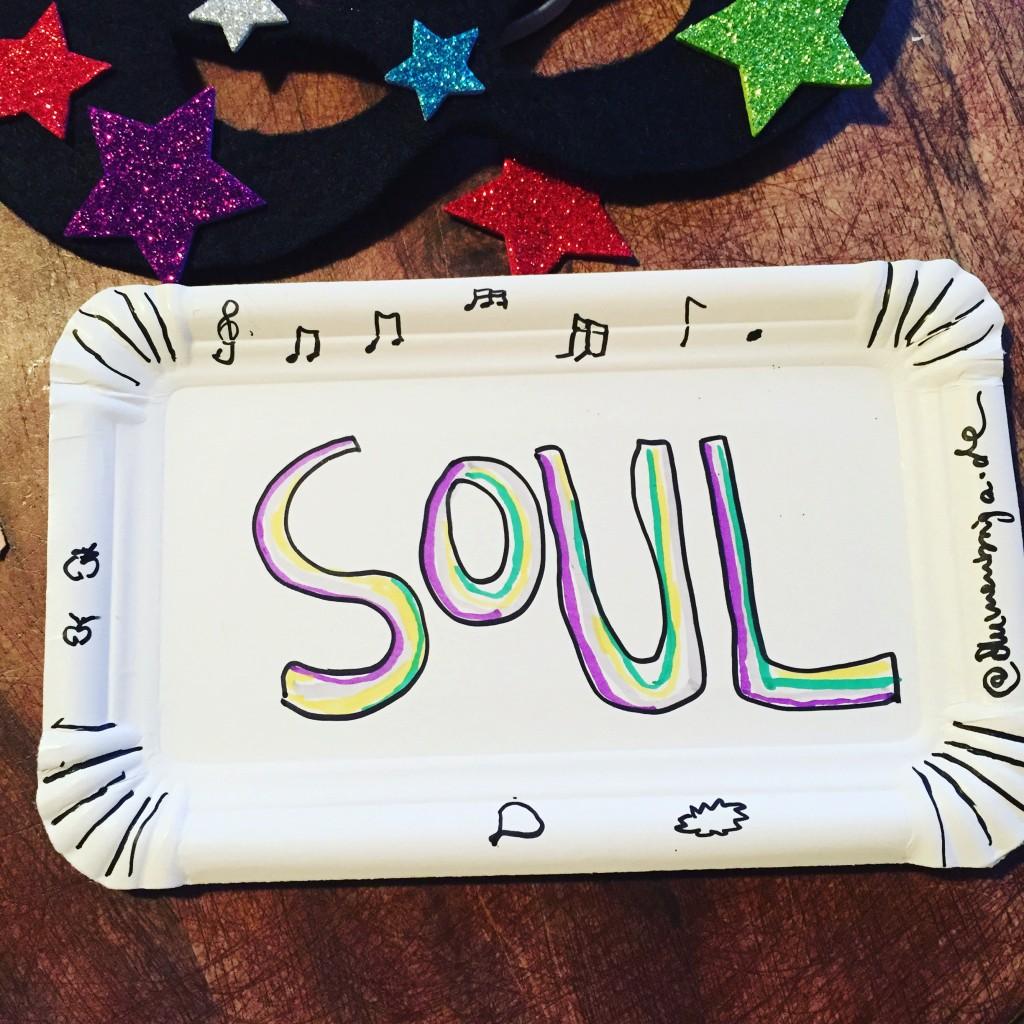 Thema Seele beim #30daysdraworletter