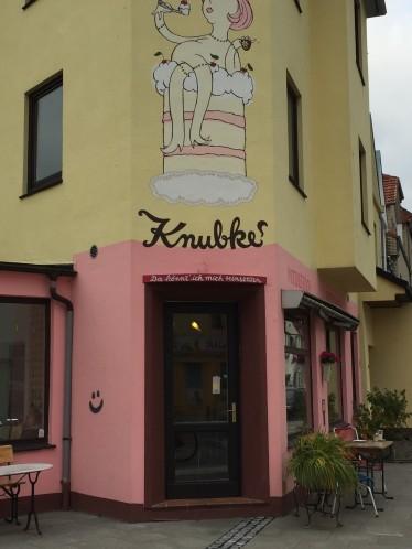 Knubkes Café in Findorff