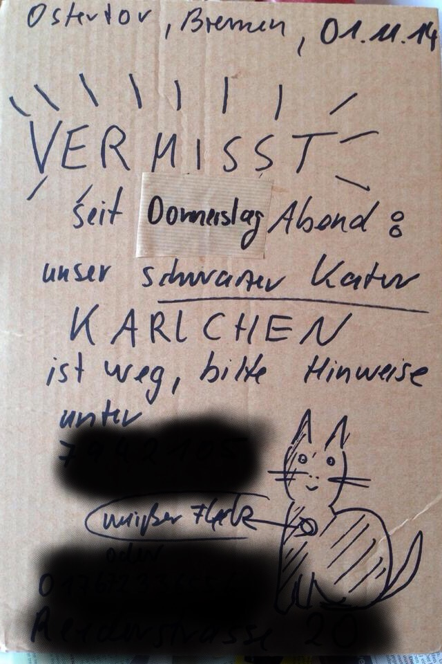 Suchbild Karlchen