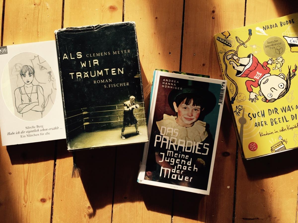 Bücher zum neunten November