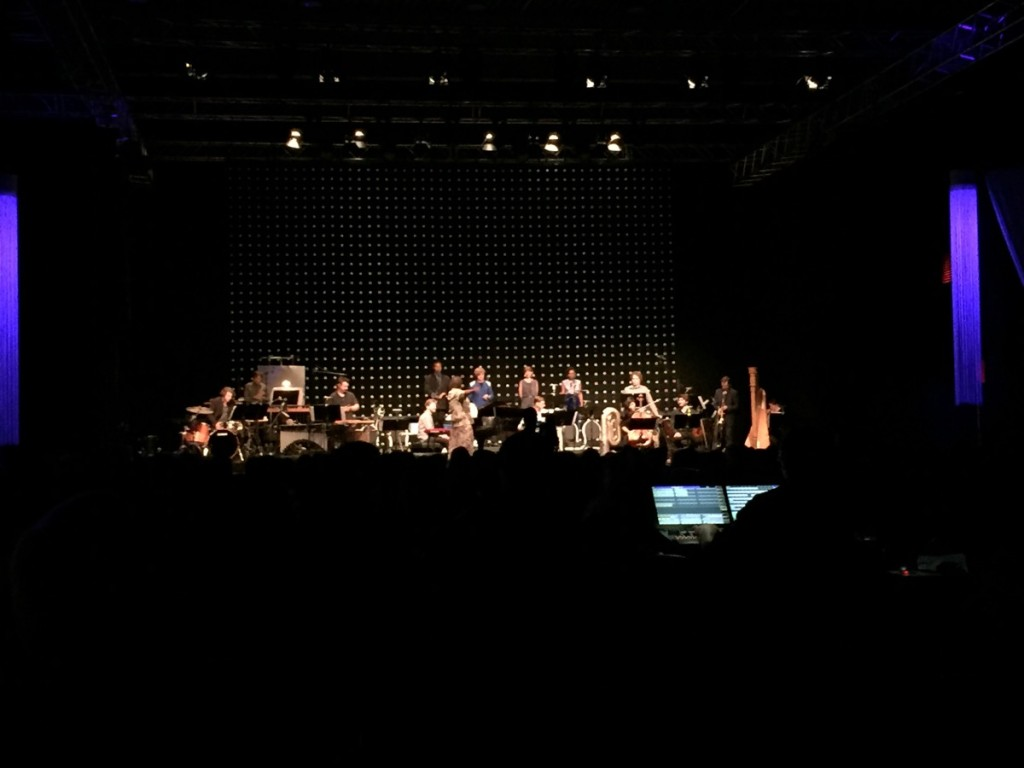 Konzert Acoustic Techno