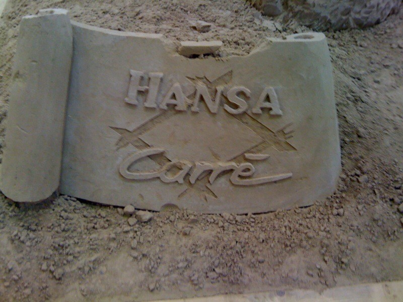 Hansa Carre in Sand