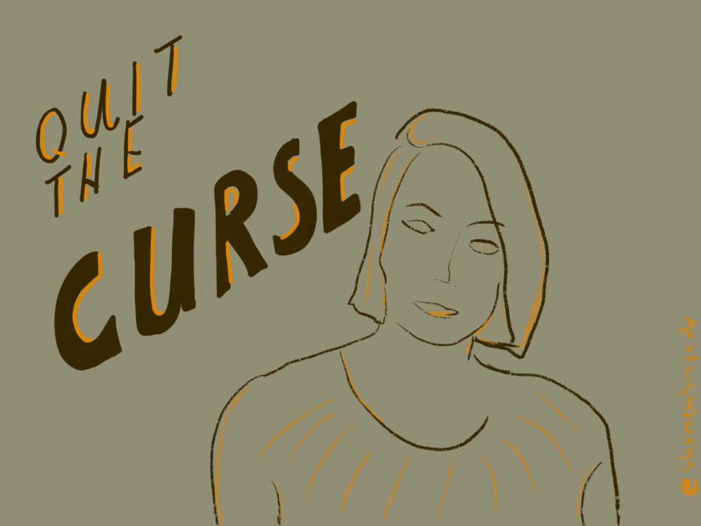 Anna Burch Songsketch Quit the curse