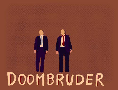 Zeichnung Doombruder