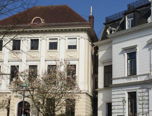 Institut Français in der Contrescarpe