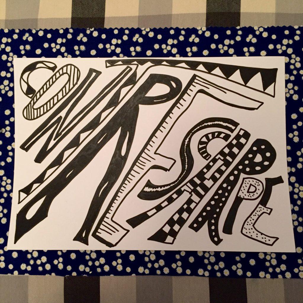 Contrescarpe Letters