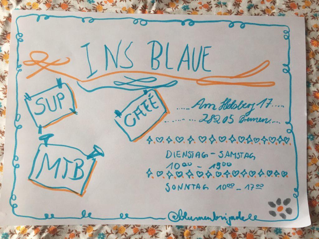 Ins Blaue Café Bremen
