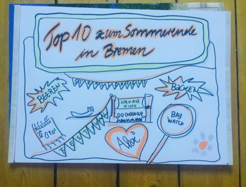Tipps für den Bremer Sommer