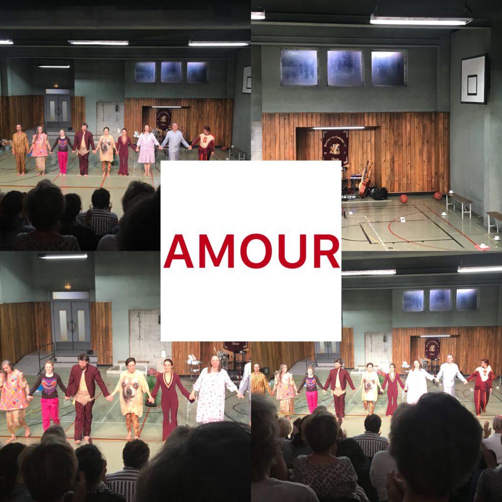 Amour Premiere Theater Bremen, Schauspieler*innen und Bühne