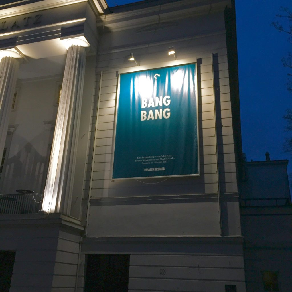 Bang Bang im Theater Bremen
