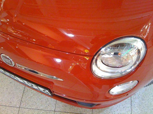Fiat 500 Hansa Carrée