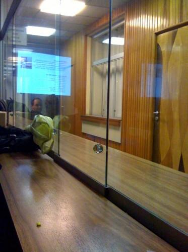 plogbarhb2010januar - seitenansicht vom schlauchraum mit spiegelung
